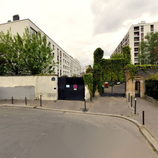 Square Sainte Croix - Parc et zone de jeu - Paris