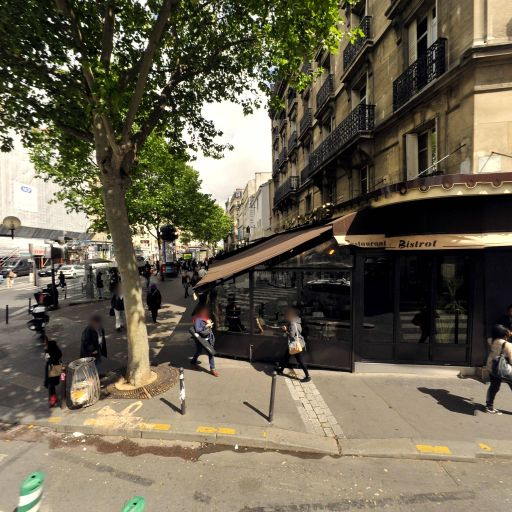 Station Vélib' Riquet - Marx Dormoy - Vélos en libre-service - Paris