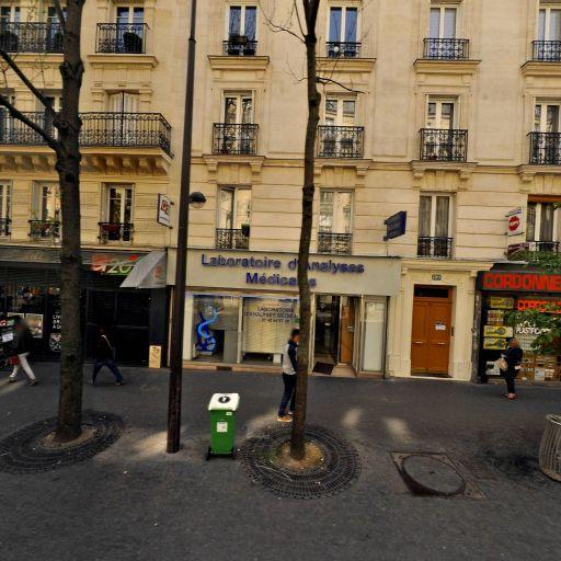 Guevalt Ordener - Laboratoire d'analyse de biologie médicale - Paris