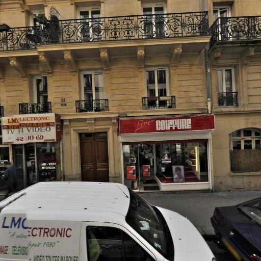 L.M.C Electronic - Dépannage de télévision, vidéo et son - Paris