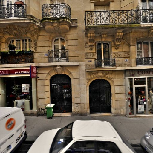 Barbillon Jeanette - Courtier en assurance - Paris