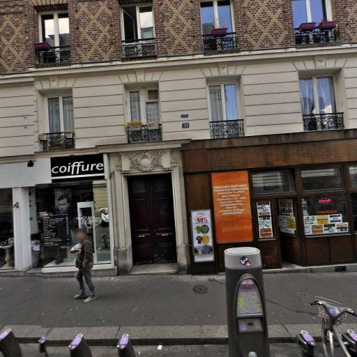 Station Vélib' Francoeur - Marcadet - Vélos en libre-service - Paris