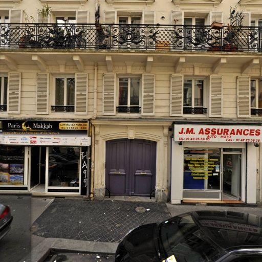 JM Assurance - Courtier en assurance - Paris