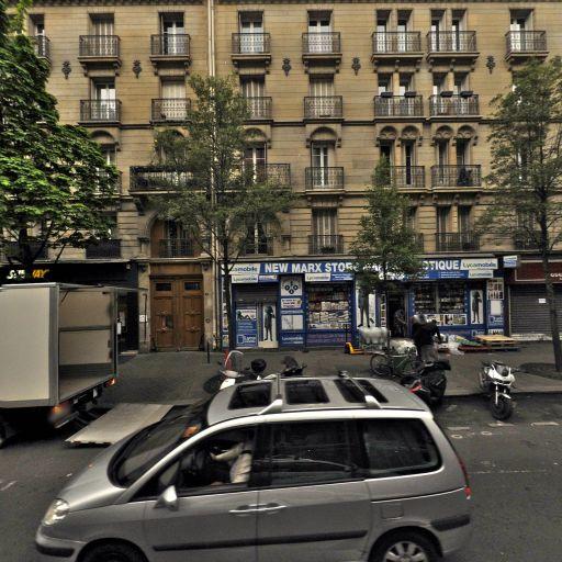 Olivier Surbon - Infirmier - Paris