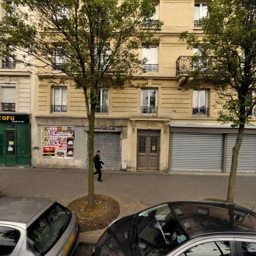 Lamy Aude - Traducteur - Paris