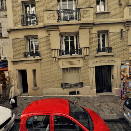 Square Claude Charpentier - Parc, jardin à visiter - Paris