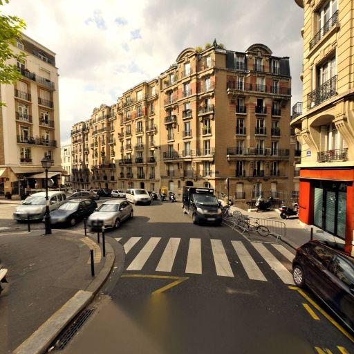 De Seze Charles - Courtier en marchandises - Paris