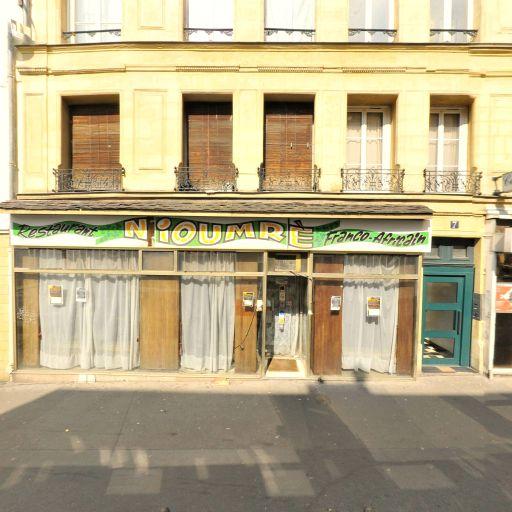 Salon Tadje - Matériel de coiffure - Paris