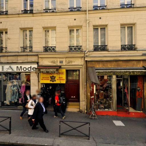 Descols Odile - Animation artistique - Paris