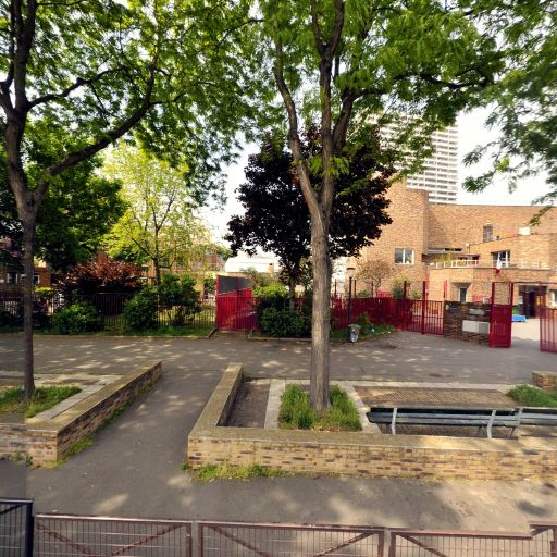 Cpmi Tristan Tzara - Centre médico-social - Paris