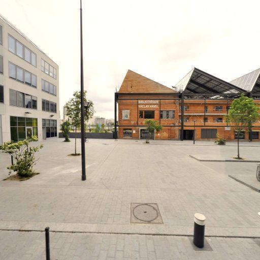 Bibliothèque Vaclav Havel - Bibliothèque et médiathèque - Paris