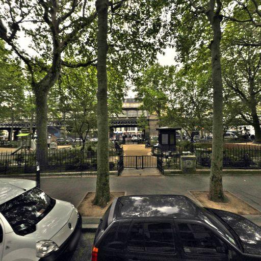Square Louise de Marillac - Parc, jardin à visiter - Paris