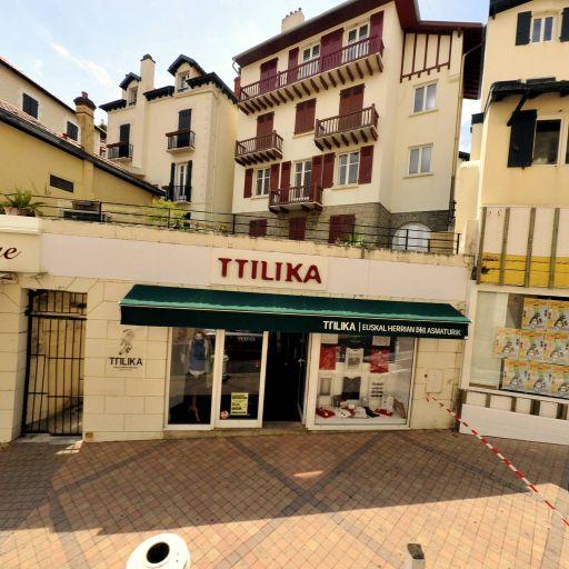 Ttilika - Fabrication de vêtements - Biarritz