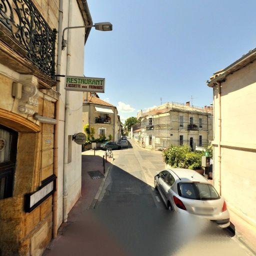 Berchon Anne - Formation continue - Montpellier