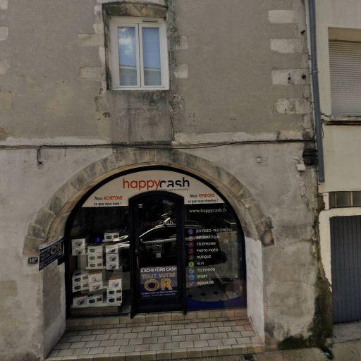 Happy Cash City - Achat et revente de matériel d'occasion - La Rochelle