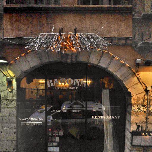 Bouchon Rouge - Restaurant - Lyon