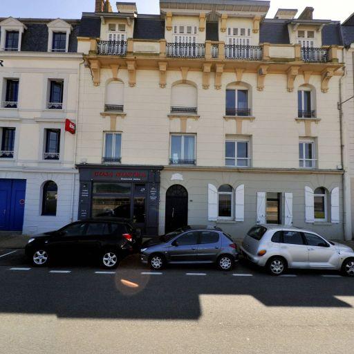 Parking Saint-Malo Casino P11 - EFFIA - Parking public - Saint-Malo