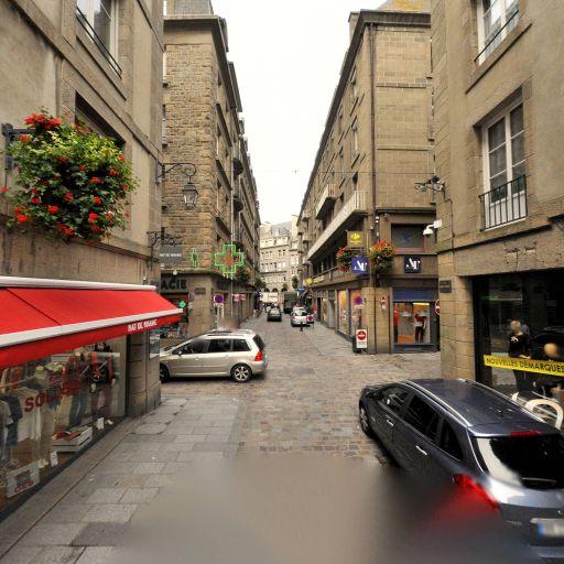 Parking Saint-Malo Quai Saint-Vincent P7 - EFFIA - Parking public - Saint-Malo