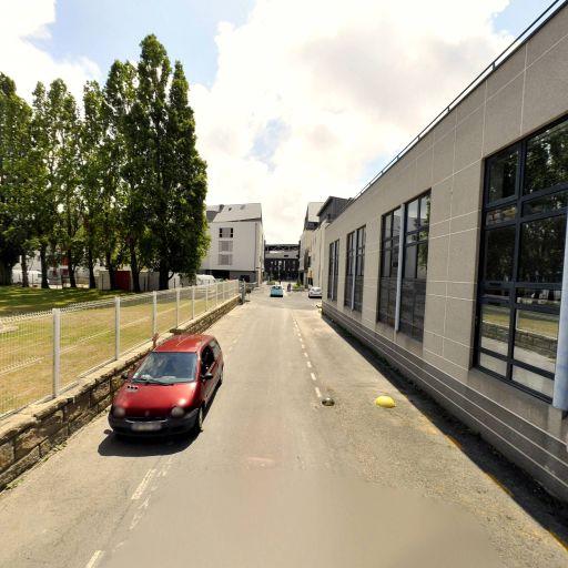 Parking Saint-Malo Quai Saint-Louis P5 - EFFIA - Parking public - Saint-Malo