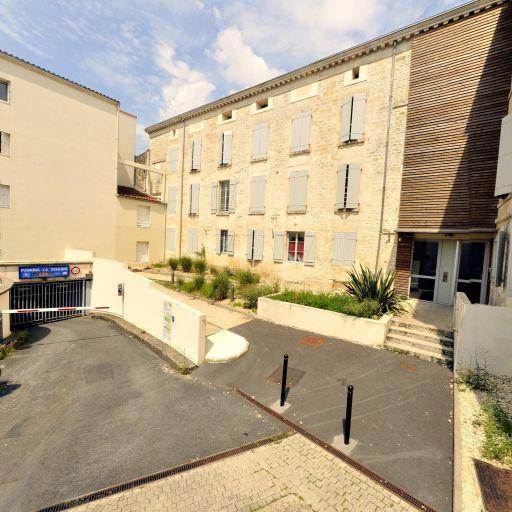 Parking La Roulière - Parking - Niort