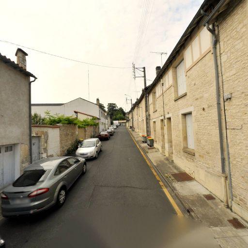 Cd 79 - Communautés de communes et d'agglomérations - Niort
