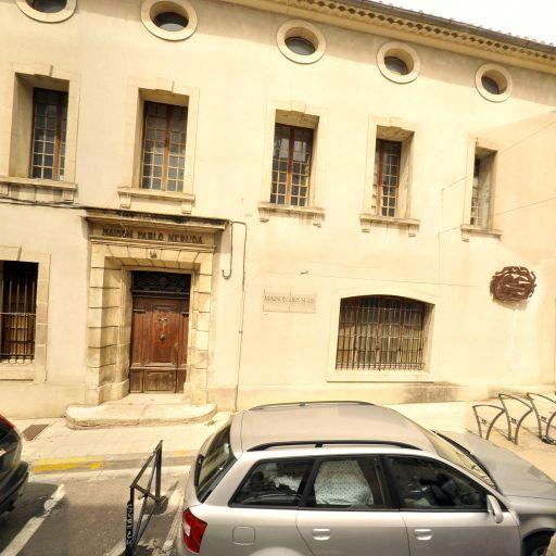 Commanderie de Sainte-Luce - Attraction touristique - Arles
