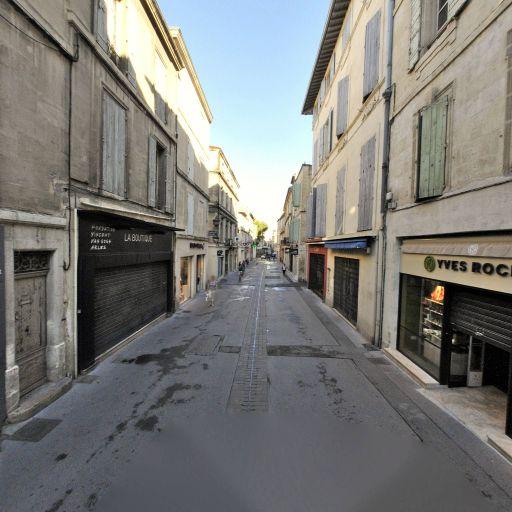 Hôtel Laurens de Beaujeu - Attraction touristique - Arles