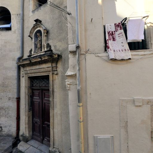 Hôtel-Dieu Saint-Esprit - Attraction touristique - Arles
