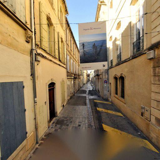 Hôtel de Divonne - Attraction touristique - Arles
