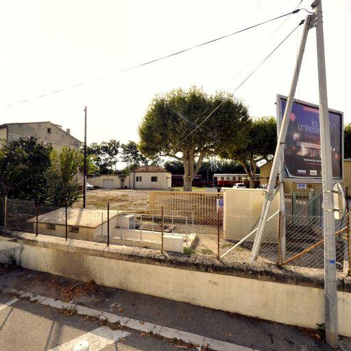 R.D.T 13 Régie Départementale Transports - Transport ferroviaire - Arles