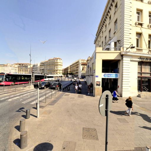 Gie Compagnie Maritime - Établissement financier - Marseille