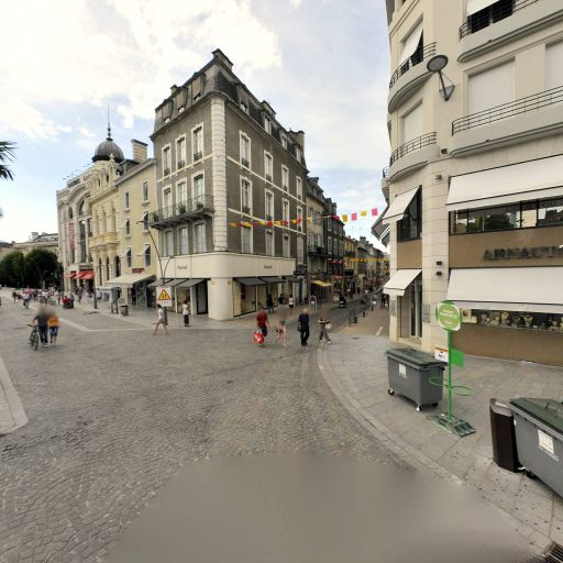 Banque Michel Inchauspé - Bami - Banque - Pau