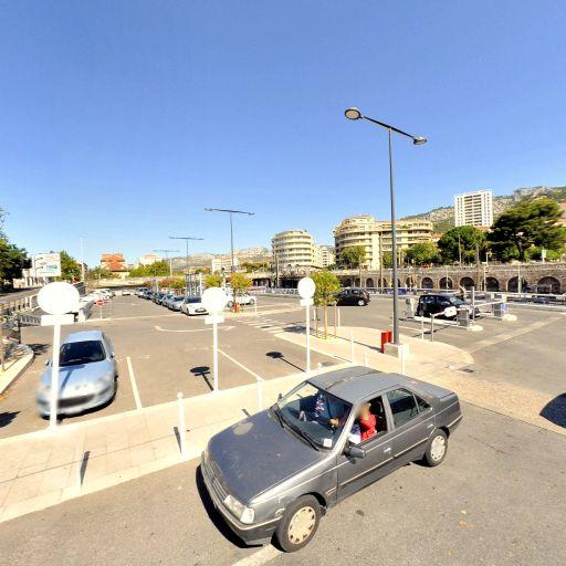 Parking Gare SNCF Louis Armand - Parking - Toulon