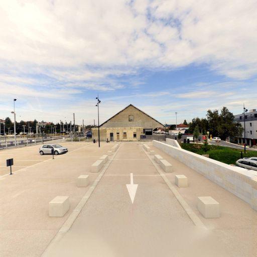 Parking Gare SNCF de Besançon - Parking - Besançon