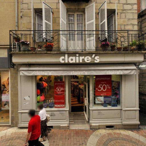 Claire's France - Bijouterie fantaisie - Brive-la-Gaillarde