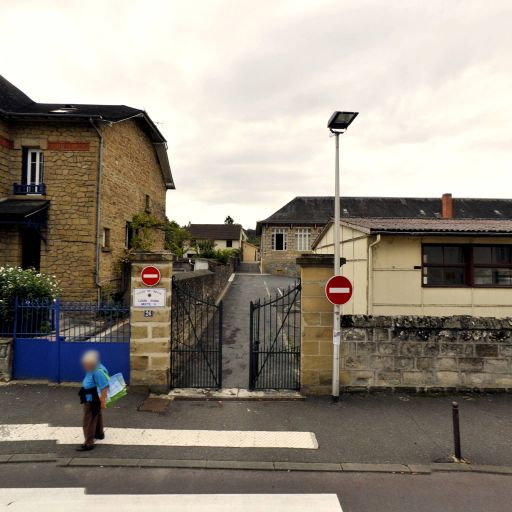 Ecole maternelle Louis Pons - École maternelle publique - Brive-la-Gaillarde