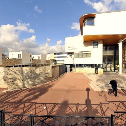 Collège Louis Blanc - Collège - Saint-Maur-des-Fossés