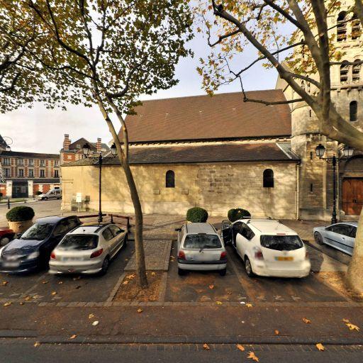 Église Saint-Nicolas - Attraction touristique - Saint-Maur-des-Fossés