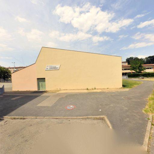 Gymnase St-Exupery - Gymnase - Bourg-en-Bresse