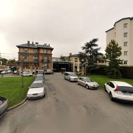 Parking Hôtel de Ville - Parking - Meudon