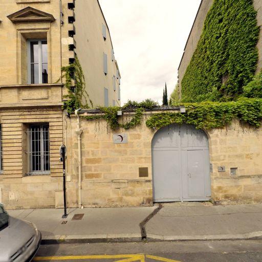 Hôtel La Maison Bord'eaux - Restaurant - Bordeaux