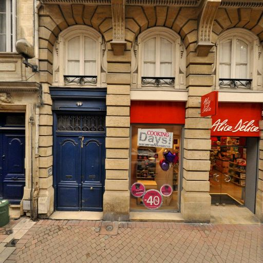 Alice Delice - Articles de cuisine - Bordeaux