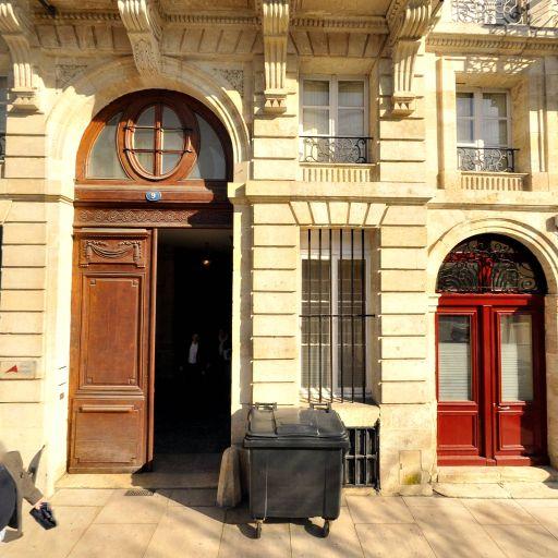 Hôtel Baour - Attraction touristique - Bordeaux