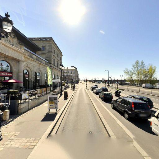 Gare de Bordeaux-Bastide - Attraction touristique - Bordeaux