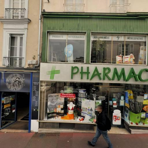 Pharmacie St Martial - Pharmacie - Limoges