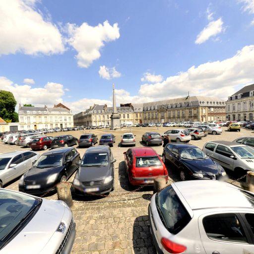 Parking Hugo - Parking - Arras