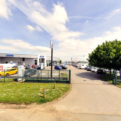 Suzuki Courtoise Automobiles Concessionnaire - Concessionnaire automobile - Beauvais