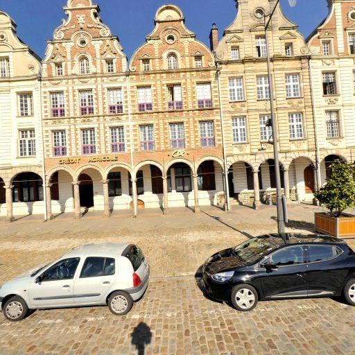 Parc De Stationnement Souterrain - Parking public - Arras