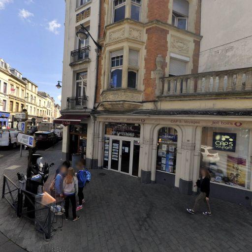Jet Tours Cap 5 Commerçant indépendant - Agence de voyages - Arras