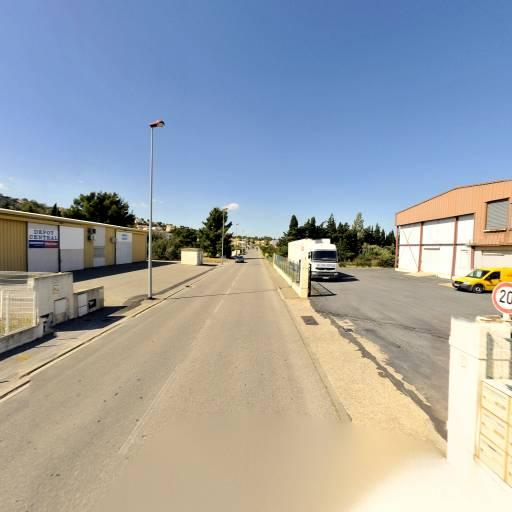DHL Express - Transport routier - Narbonne